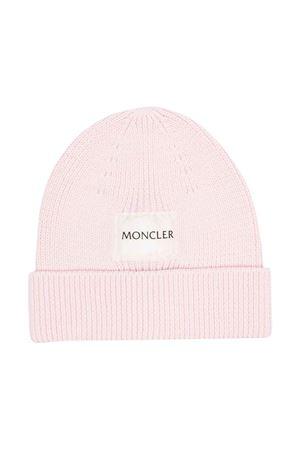 Cap with application Moncler Kids | 5032340 | 9Z70900V9217503