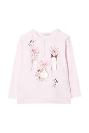 T-shirt rosa bambina Monnalisa kids | 8 | 118606SF82010091