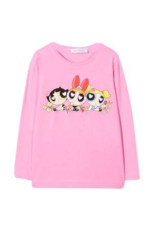 T-shirt rosa bambina Monnalisa kids   8   118620SU82010095