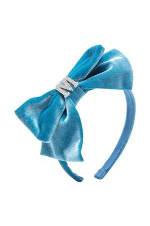 Cerchietto azzurro bambina Monnalisa kids   -611852221   17800480840057