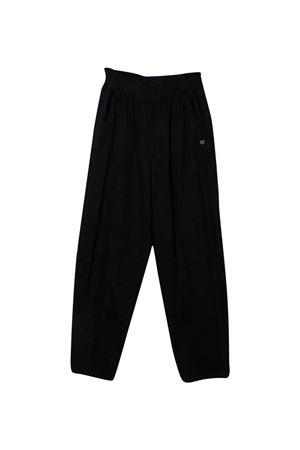 Pantaloni nero bambina Monnalisa kids   9   17840483020050