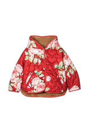 Giacca rossa bambina Monnalisa kids   13   19810480330043