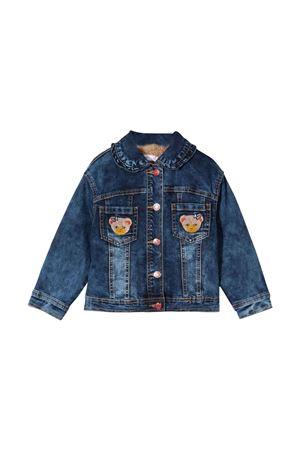 girl denim jacket  Monnalisa kids   13   198105AO80150055