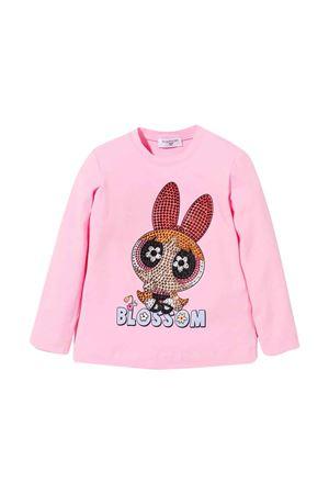 T-shirt rosa bambina Monnalisa kids   8   198622SX80000095