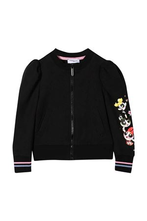 black girl sweatshirt  Monnalisa kids   -108764232   198805RA80180050