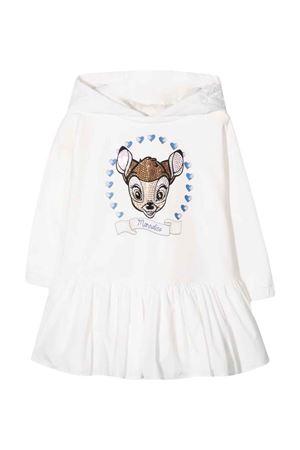 white girl dress Monnalisa kids   11   198915RG80720001