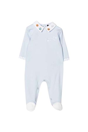 Tutina azzurra neonato Monnalisa kids | 1491434083 | 22820280200058