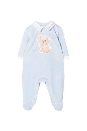 baby blue onesie  Monnalisa kids | 1491434083 | 22820380240058