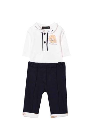 two-tone baby suit  Monnalisa kids | 42 | 22850580200156