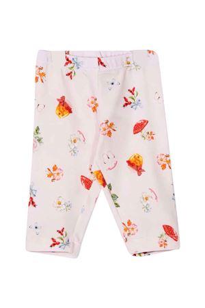 White leggings baby Monnalisa kids   411469946   31840986610091