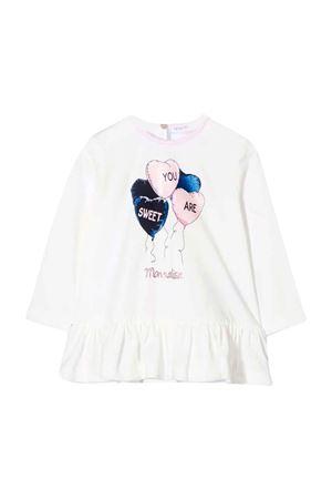 White T-shirt baby  Monnalisa kids   8   318617PH82060156