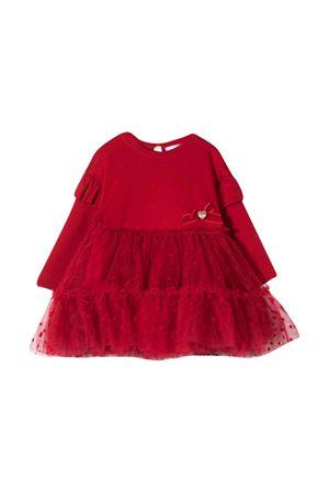 Red dress baby  Monnalisa kids   11   318906FI82070043