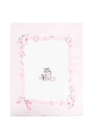 pink blanket  Monnalisa kids | 69164127 | 3580048020192C