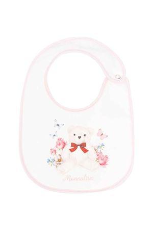 Teddy Bear newborn bib  Monnalisa kids   1901739980   358012PF80200191