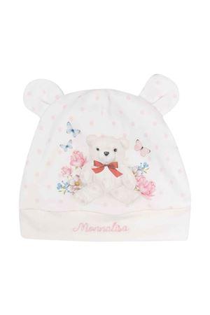 Monnalisa kids Teddy Bear newborn hat  Monnalisa kids   1901739980   358013PF80570191