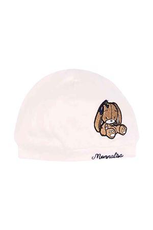 Berretto rosa neonata Monnalisa kids   1901739980   358017AB80200092