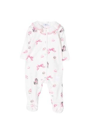 newborn patterned onesie  Monnalisa kids | 1491434083 | 3582008021192C