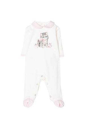 white baby girl romper  Monnalisa kids | 1491434083 | 358201S28020192C