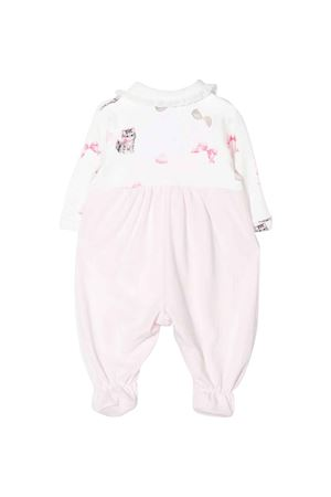 Newborn pink onesie  Monnalisa kids | 1491434083 | 3582038021192C