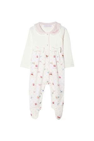 newborn white onesie  Monnalisa kids | 1491434083 | 35820880560001