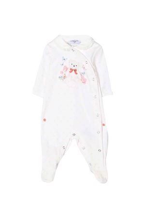 white baby girl romper  Monnalisa kids | 1491434083 | 358209PF80570191