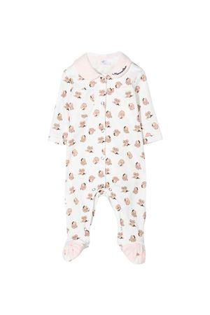 newborn patterned onesie  Monnalisa kids | 1491434083 | 35821287470192