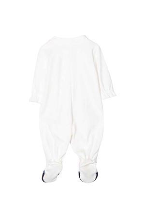 white baby girl pajamas  Monnalisa kids | 1491434083 | 358215PK80200001