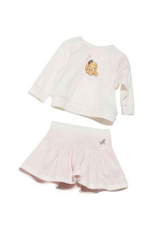Pink newborn outfit  Monnalisa kids   42   358508PI80200192