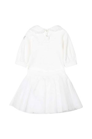 newborn white dress  Monnalisa kids   42   35851080200001