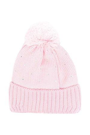 pink newborn hat Monnalisa kids | 75988881 | 37800080890091