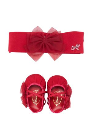 Newborn red set  Monnalisa kids   75988882   37800182070043