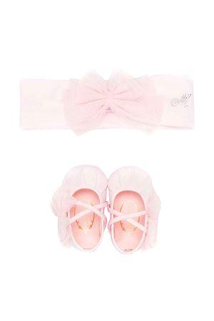 Baby girl pink set  Monnalisa kids   75988882   37800182070091