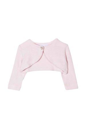 baby girl pink cardigan Monnalisa kids | 39 | 378CARD82040091