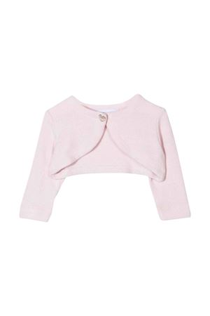 Cardigan rosa neonata Monnalisa kids | 39 | 378CARD82040091