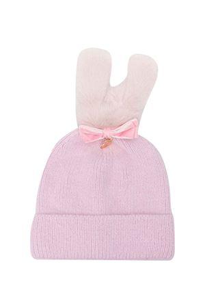 baby girl pink cap  Monnalisa kids | 75988881 | 39801187620092