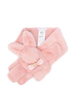 newborn pink scarf  Monnalisa kids   77   39801287630092