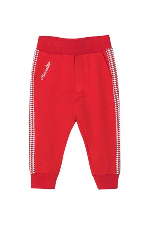 Jogger pants rossi neonata Monnalisa kids   9   398406RD80180043