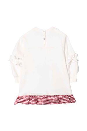 newborn white dress  Monnalisa kids   11   398905SS80180001