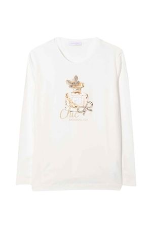 T-shirt bianca teen Monnalisa kids | 8 | 718604SQ82010001T