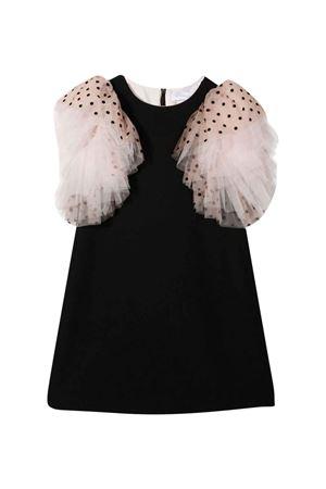 black midi dress Monnalisa kids | 11 | 71890883065092