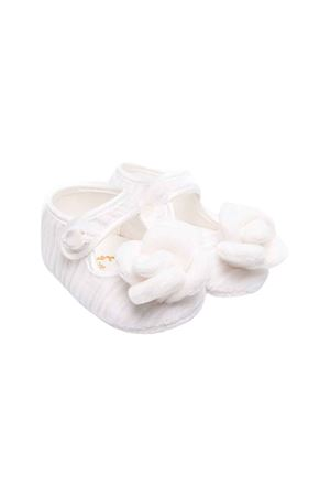 newborn white ballet flats  Monnalisa kids | 12 | 73800183600001