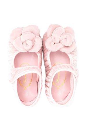 newborn pink ballet flats  Monnalisa kids | 12 | 73800183600092