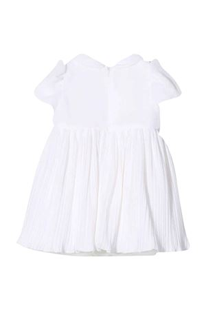 Abito bianco neonata Monnalisa kids | 11 | 73890288030001