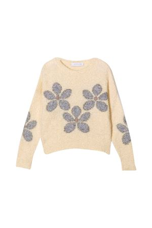 pink sweater  Monnalisa kids | -1384759495 | 79860580610002
