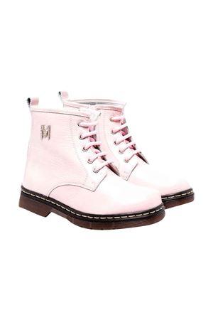 Pink boots Monnalisa kids | 12 | 83800987110091