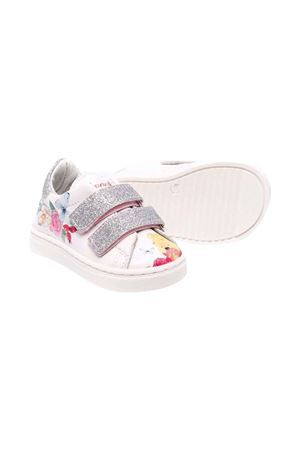 Sneakers bianche bambina Monnalisa kids | 12 | 83801187010175