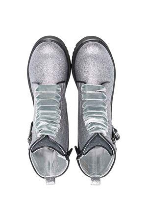 Anfibi silver bambina Monnalisa kids | 12 | 8780058703G031