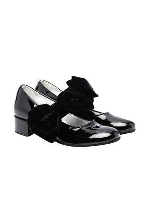 black ballet flats  Monnalisa kids | 12 | 87800687180050