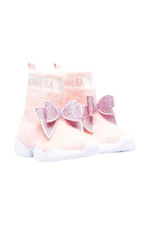 pink socks  Monnalisa kids | 12 | 8C800287050091