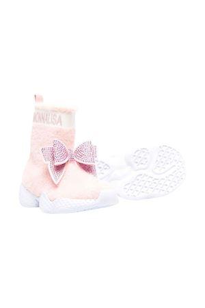 pink teen socks Monnalisa kids | 12 | 8C800287050091T